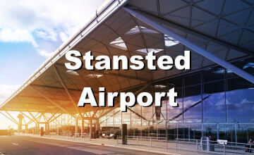 Basingstoke to Stansted Airport Transfer