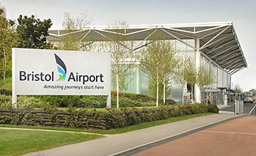 Basingstoke to Bristol Airport Transfer