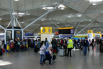 Stansted Airport to Hook Transfers